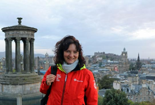 Mamsen in Edinburgh